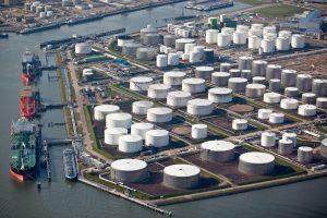 oil storage capacity oil tank