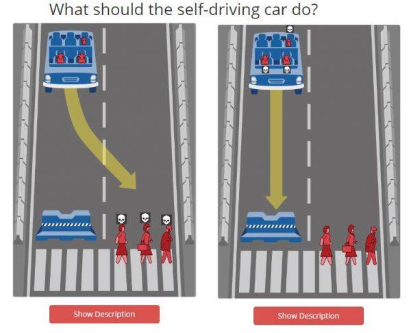 MIT Moral Machine