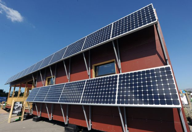 flickr:Dept of Energy Solar Decathlon