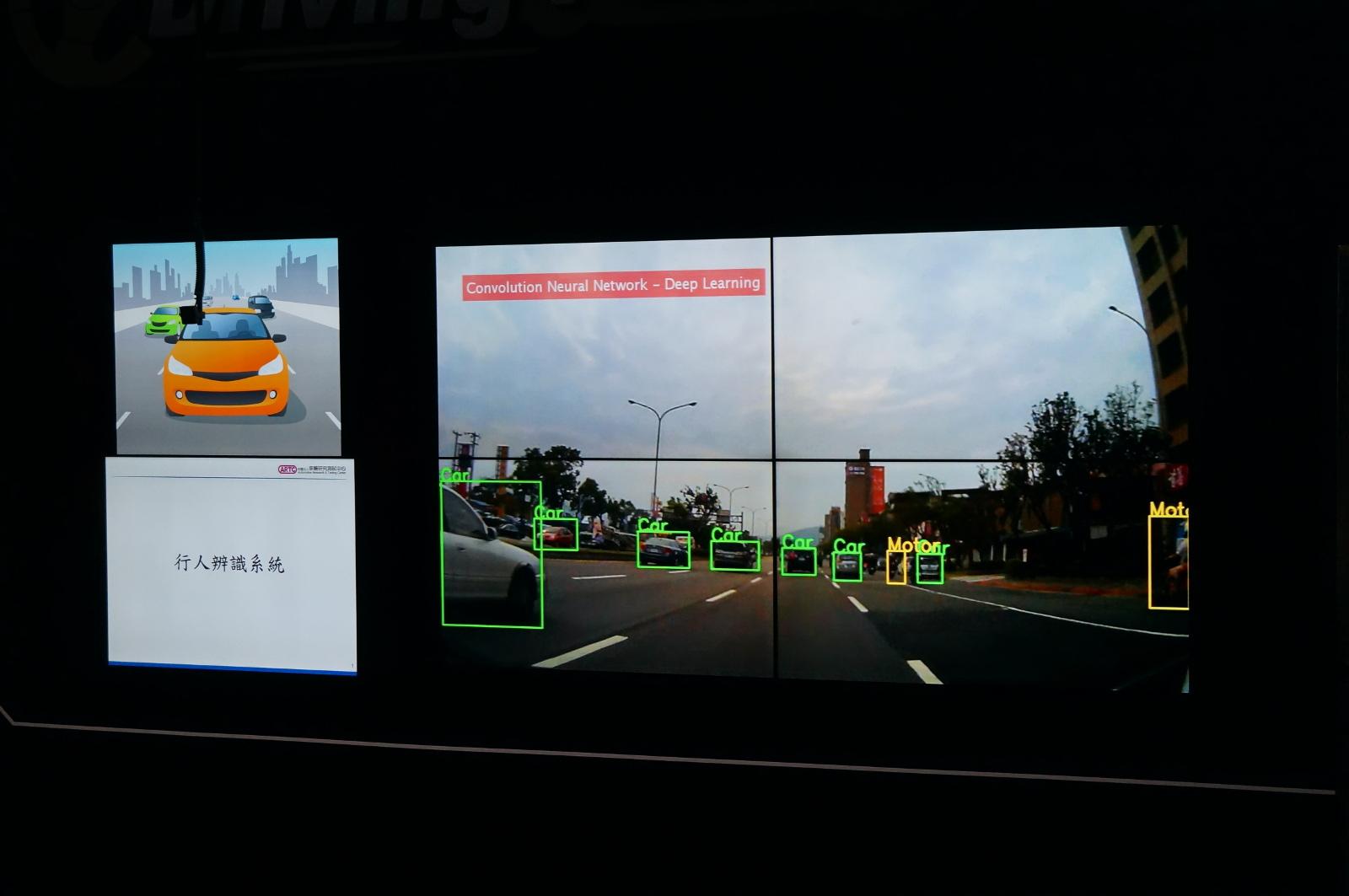 Pedestrian-identification-system