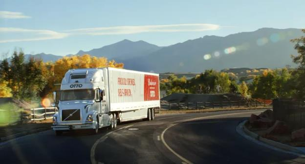 Otto 自動駕駛卡車完成首次商業貨運