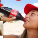 可口可樂推出自拍瓶,喝可樂就能拍照