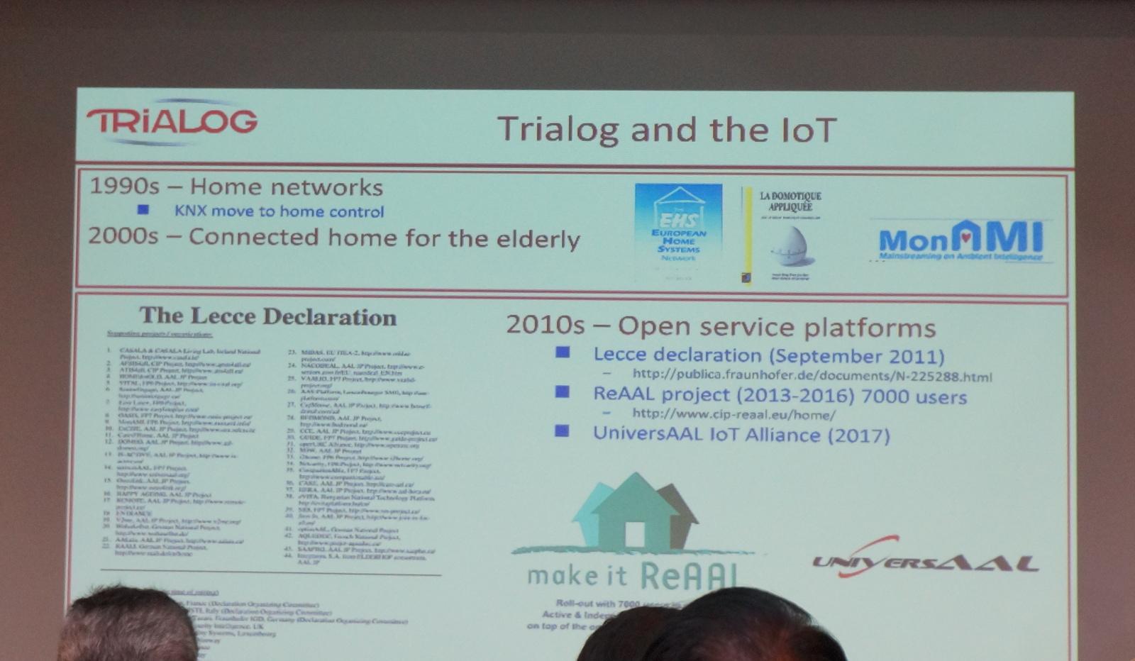 TRiAlog-IoT-Platform