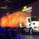 Amazon 返璞歸真,用卡車運輸資料