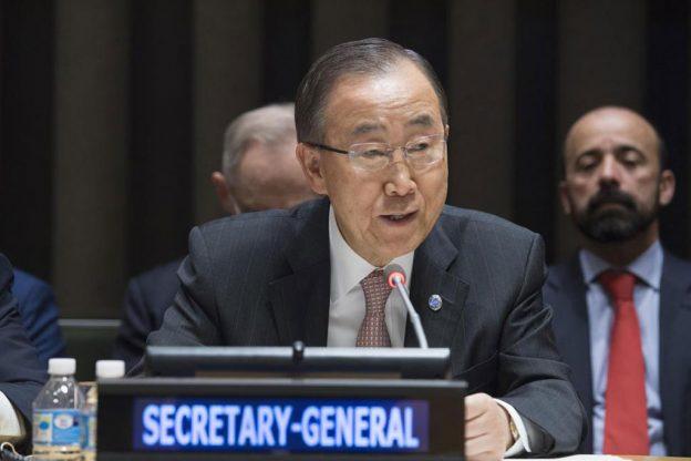 Haiti-UN-Ban Ki-moon