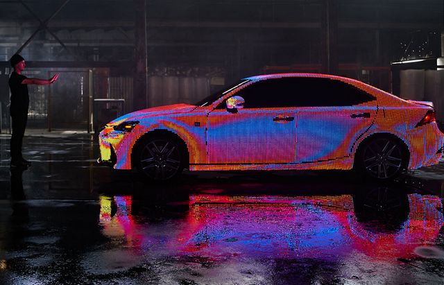 Photo Credit: Lexus