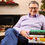 Bill Gates 發表聖誕書單,關注體育、基因科學和領導力