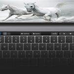 Adobe Photoshop 開始支援 Touch Bar,給設計者更直覺的操控方式