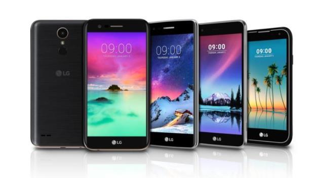 LG 啟用機海戰術,CES 2017 將推出 5 款手機新品
