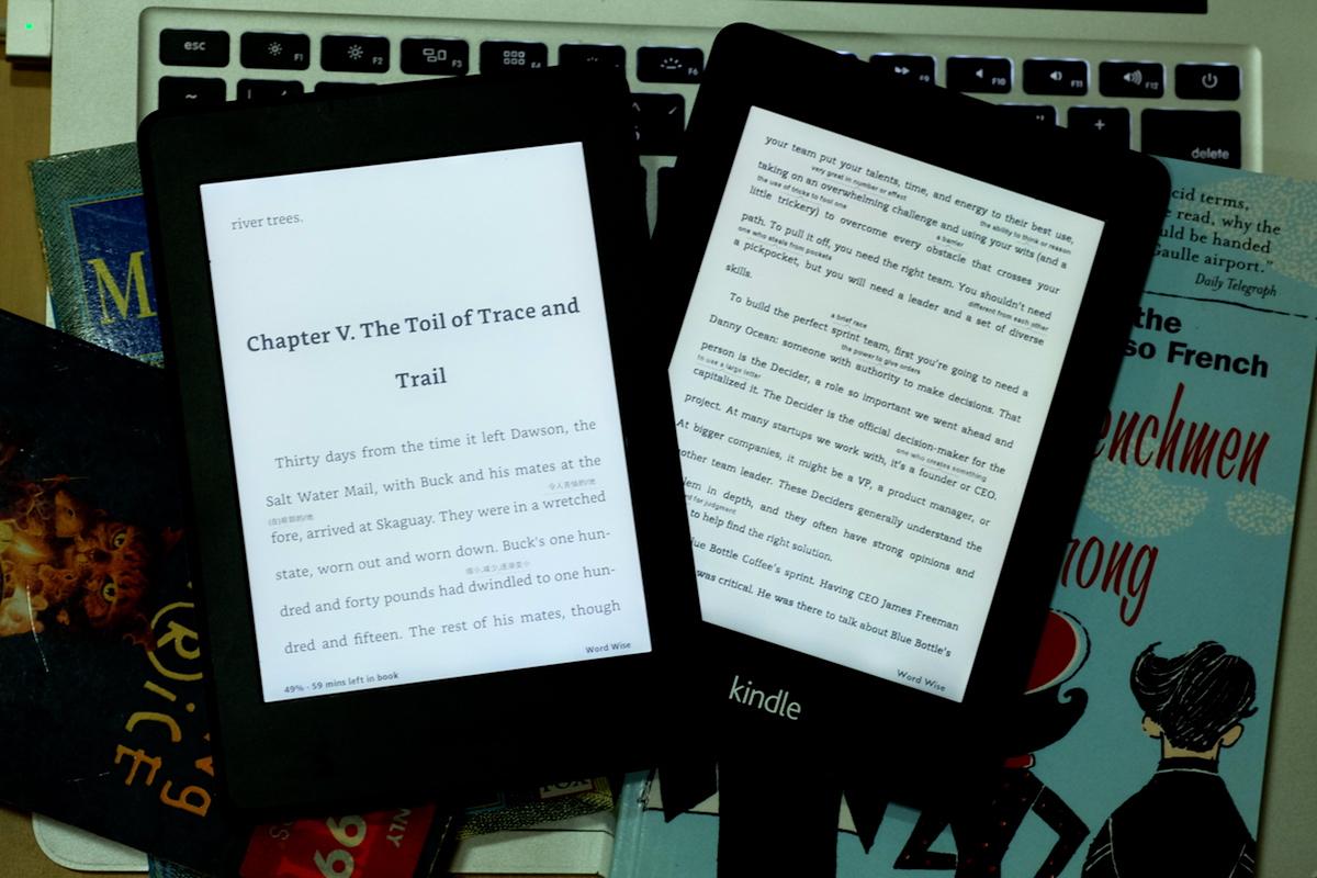 為何 Amazon Kindle 閱讀器是增進英文閱讀能力的好工具?
