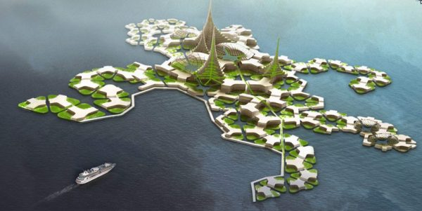 The Seasteading Institute 臉書