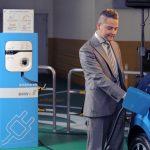 台達電攜手 BMW 台灣總代理汎德,捐贈 40 座充電站給台北市政府