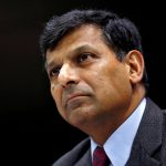圖片來源:《達志影像》 圖片取自路透社 Reserve Bank of India (RBI) Governor Raghuram Rajan attends a news conference after their bimonthly monetary policy review in Mumbai, India, June 7, 2016. REUTERS/Danish Siddiqui/File Photo     TPX IMAGES OF THE DAY      - RTX2GWNN