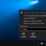 總是忘了約定?微軟語音助理 Cortana 從 email 辨認約定事項,主動加進行事曆