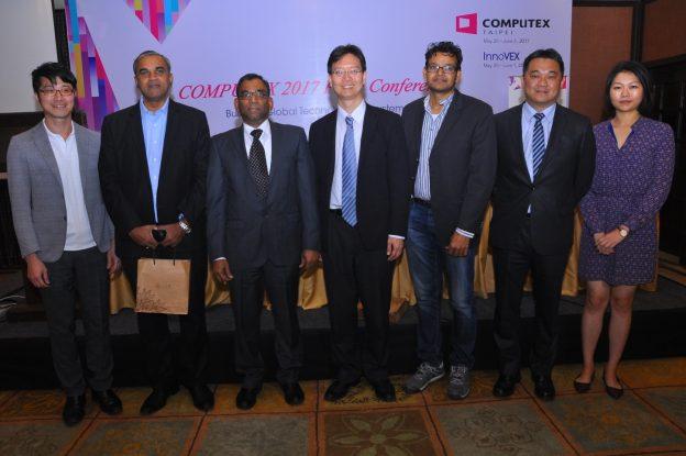 COMPUTEX 2017 INDIA PRESS conference