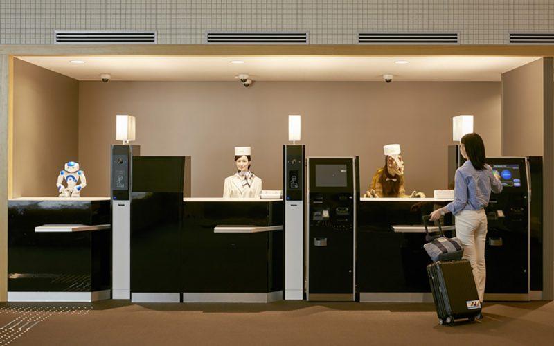 超酷的「怪異酒店」要進軍海外了,接待你的可能是美女或恐龍