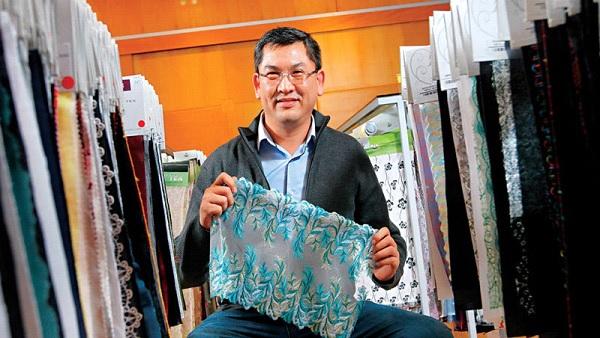 台南毛毯廠大變身,維多利亞的祕密刺繡來自它