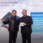 NVIDIA 與 Bosch、PACCAR 合作開發 AI 自駕車系統,小型車、卡車市場通吃