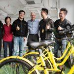 Tim Cook 傳言投資的 ofo 共享單車,或許能靠蘋果走出中國