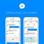 Messenger 分享目前位置新功能上線,不用再問「你在哪」、「到哪了」?