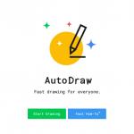 Google 用機器學習,新工具 AutoDraw 讓塗鴉變身藝術家畫作