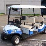車電展上展示 TARC 研究成果,全在這臺高爾夫球車上