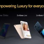 華碩 ZenFone 4 / 4s / Max 確認,預計 Computex 發表