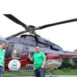 解決交通堵塞問題,東南亞叫車平台 Grab 計畫推出直升機服務