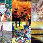 微軟照相 App Pix 加入更多 AI 功能,輕易將照片變身為藝術名家作品