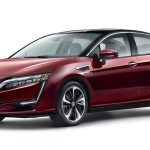 2017 Honda Clarity Fuel Cell;圖片來源:HONDA 官網