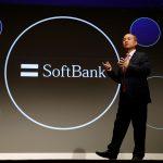 下載自路透 SoftBank Group Corp Chairman and CEO Masayoshi Son attends a news conference in Tokyo, Japan, February 8, 2017.    REUTERS/Toru Hanai - RTX303R1