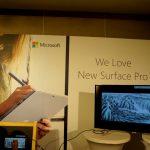 微軟全新 Surface Pro 上市,強調方便創作者揮灑自如