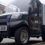 英國超市測試無人駕駛卡車送貨