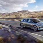 Jaguar 宣布進軍電動車市場,要來挑戰 Tesla