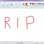 相伴微軟三十多年的小畫家要跟大家 Say Goodbye