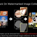Google 發表自動去圖片浮水印演算法,目的卻是為了保護版權