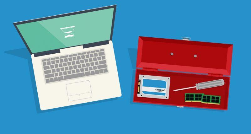 你創客了沒?人人都能 DIY 升級 SSD 和記憶體