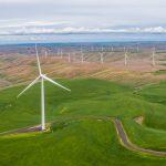 美國能源部 May 23, 2016 - Portland General Electric Tucannon Wind Farm (Photo by Joshua Bauer, NREL)
