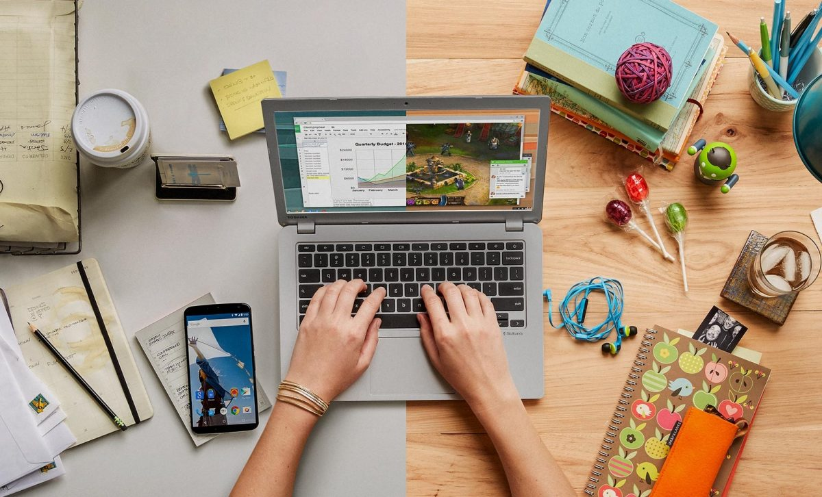 Google 要用 Chrome OS 把跑不動的 Windows 筆電全變成 Chromebooks