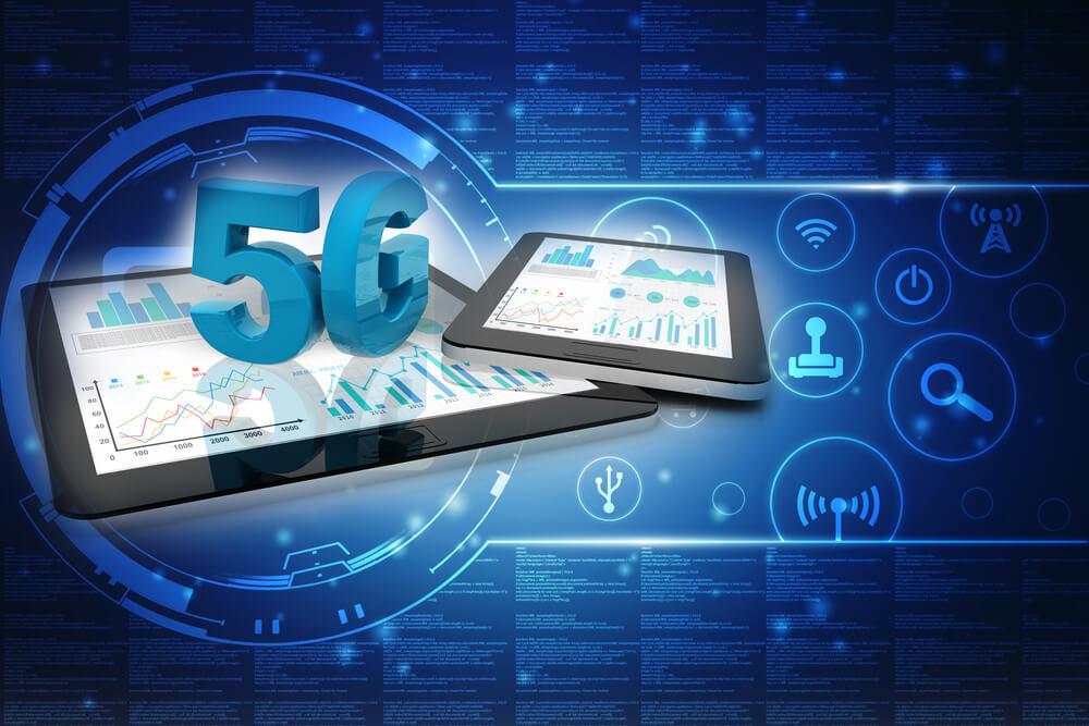 5G 智慧型手機 2019 年問世,基頻晶片三強鼎立