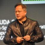 黃仁勳 : GPU 自主運算時代來臨,深度學習將延續摩爾定律