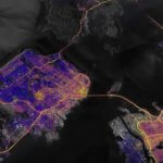 Google Earth 整合空氣品質數據,加州空污狀況一目瞭然
