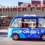 拉斯維加斯無人駕駛公車首日出車禍,營運不會停止