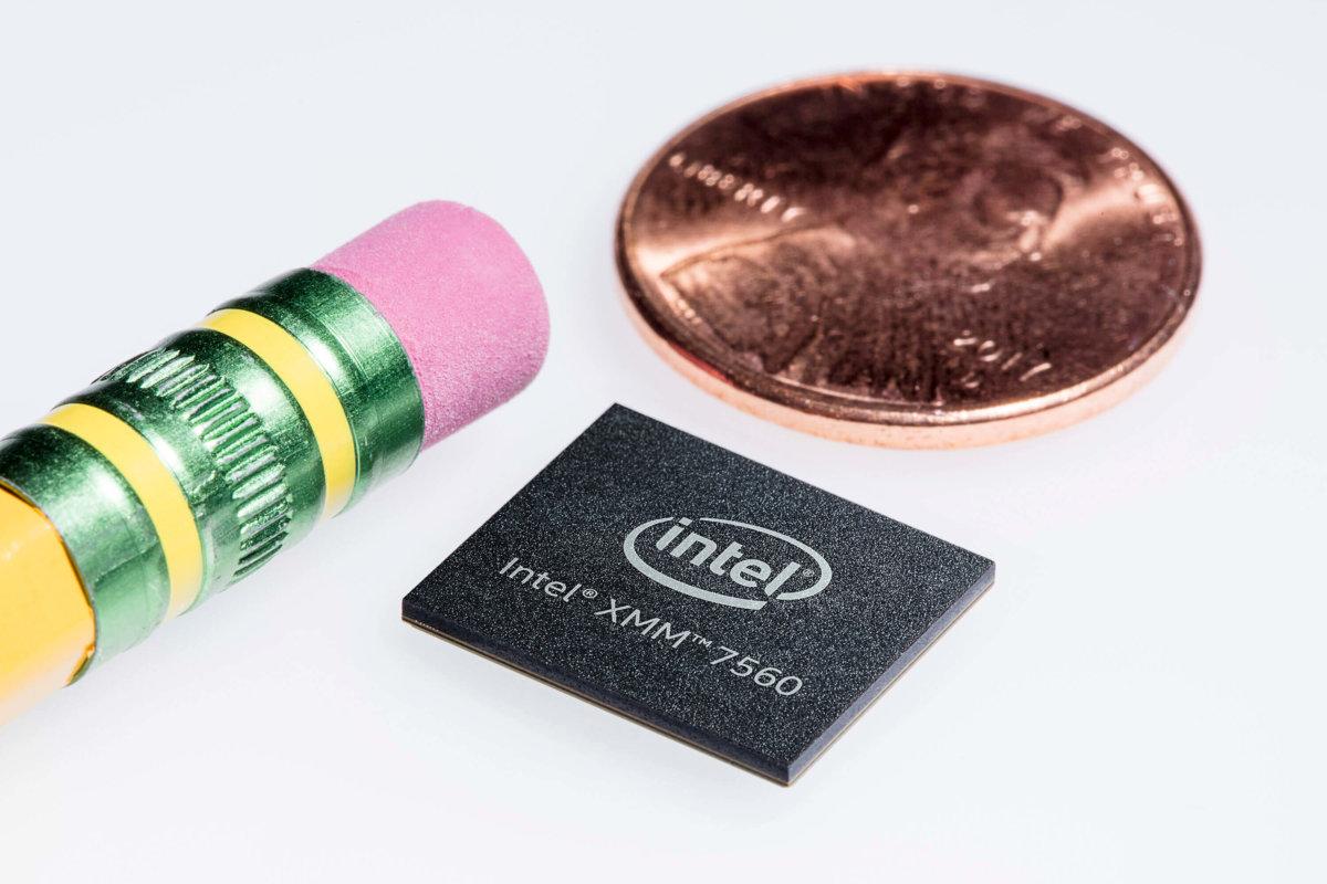 蘋果與英特爾深度合作,為 iPhone 開發 5G 晶片