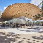 Apple Park 旅客中心正式開幕,現場體驗 AR 遊覽整個園區