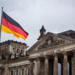 German flag/Flickr