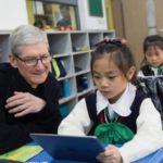 庫克表示蘋果移除 VPN 軟體是為遵守中國當地法規,iPhone X 則銷量驚人