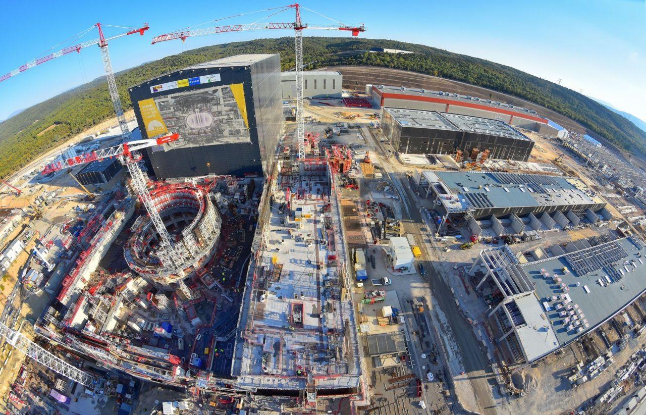 世上最大的核融合實驗反應爐施工進度已過半,預計 2025 年首度測試