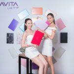 搶搭雙 12 購物熱潮,AVITA LIBER 多彩筆電在台上市