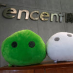 下載自路透 WeChat mascots are displayed inside Tencent office at TIT Creativity Industry Zone in Guangzhou, China May 9, 2017. Picture taken May 9, 2017.     REUTERS/Bobby Yip - RC14AB8D0490